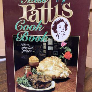 Miss Patti's Cookbook and Souvenirs