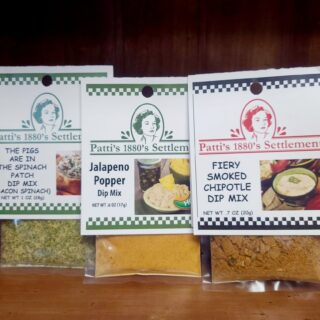Miss Patti's Dip & Specialty Mixes